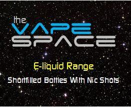 E-liquid Range